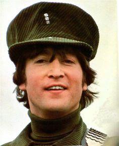 John Lennon (Nothing's gonna change my world)