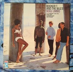 Booker  T.and The M.G.'S -Soul Limbo