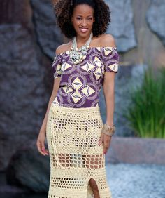 @Cynthia Augustine - a shorter version of this maybe? Pattern Correction - Caribbean Skirt
