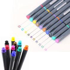 Gel Pen Gel Ink Pen Gel Pen Set Sketch Pen Colored Pen