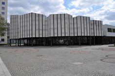 Alvar Aalto  Cultural Center  Wolfsburg, Germany  1958-1962