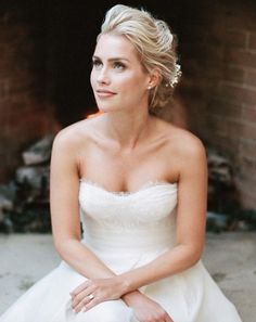 Claire Holt's Wedding dress.