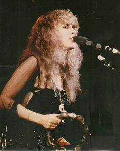 Stevie Nicks on stage, Google Search