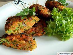 Kotlety warzywne z soczewicą | Kulinarny Ja
