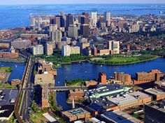 Boston, aka my birthplace and the city that always feels like home, no matter how long I've been a New Yorker