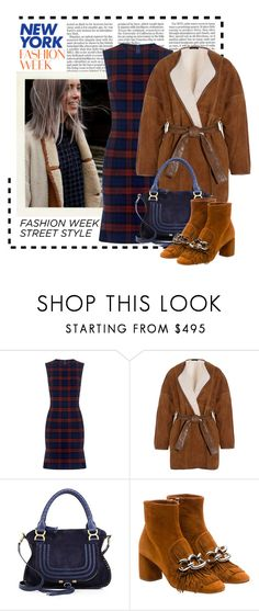 """Fashion Week Day 1"" by conch-lady ❤ liked on Polyvore featuring Under Armour, 10 Crosby Derek Lam, Joseph, Chloé, Miu Miu, StreetStyle, NYFW, newyorkfashionweek and nyfwstreetstyledayone"