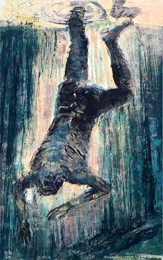 Euan MacLeod - Diver, 2006