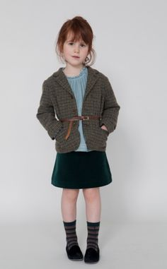 Caramel Baby and Child for fall/winter 2013, classics updated from this British childrens fashion label