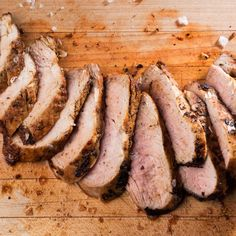 """The 30-Minute Weeknight Roast You Don't Need a Recipe For  (P-""""this rub is too salty, use cocoa-chile rub with this cooking method. Pork comes out moist and super flavorful"""")"""