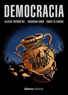 Democracia comienza en Atenas en 490 a. C., en la víspera de la batalla de Maratón. El héroe de la historia, Leandro, arenga a sus camaradas para la batalla del día siguiente contra un enemigo mucho más poderoso que ellos. http://rabel.jcyl.es/cgi-bin/abnetopac?SUBC=BPBU&ACC=DOSEARCH&xsqf99=1835429
