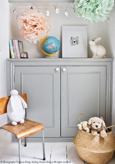 Farrow & Ball Pavillon Grey