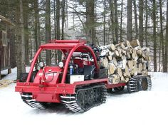 Bombardier J5 Muskeg Tractor - Bombardier Recreational Products - Wikipedia, the free encyclopedia