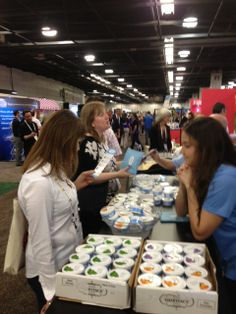 Dairyface at Natural Products Expo West.