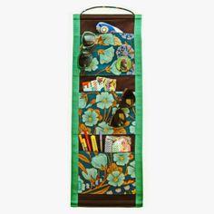lukola handmade // Kieszonki na wszystko #14 // Wall pockets #14