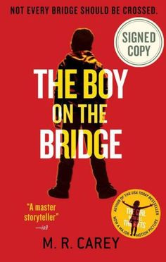The Boy on the Bridge (Signed Book)
