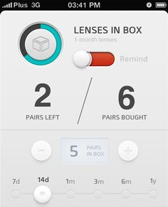 Lenses-in-box