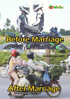 Before Marriage v/s Arrange Marriage