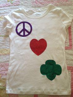 Cute DIY GS shirt