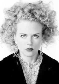 Nicole Kidman by Gilles Bensimon.