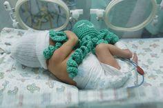 Entenda como polvos de crochê estão ajudando prematuros