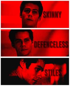 """You think Stiles - skinny, defenseless Stiles, is the nogitsune?"""