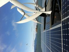 Alcatraz Cruises Solar pannels boat, San Fransisco
