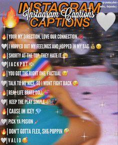 Clever Captions For Instagram, Lit Captions, Instagram Captions For Friends, Selfie Captions, Good Instagram Captions, Selfie Quotes, Instagram Picture Quotes, Instagram Emoji, Caption Quotes