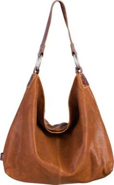 05ef37432ce8 Ellington Handbags Sadie Glazed Hobo Brown - via eBags.com!