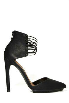 Shoe Cult Torrid Heel