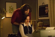Stan Rizzo and Peggy Olson