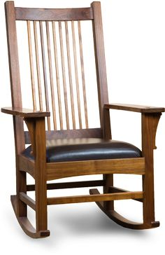Heritage Woodworking Rocking Chair