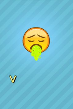 Vomiting Emoji | 18 Emojis That Should Exist But Don't