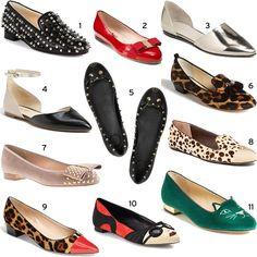 Woman's fashion/Flat Shoes