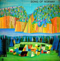Song of Norway by Malcolm Binding: 1950's