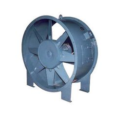 Axial Flow Fan - Axial Flow Fans Manufacturer from Faridabad Axial Flow Fan, Belt Drive, Pulley, Exhausted, Pedestal, Tube, Fans, Medium, Design