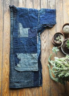 Three Easy Ways to Mend Fabric, Inspired by Japanese Textiles