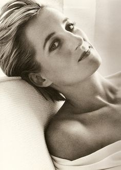 Vanity Fair 1997 - Diana..emerging into her own lifestyle..after all the press