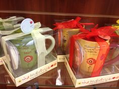 Great tea sets available at I'm Just Sayin Gifts, at Waterloo & Broadway. Online at http://www.IJSGifts.com