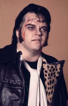 "DISCOVER for All Library Resources: ""Rocky Horror Picture Show, The"" Meatloaf 1975 20th Photo by John Jay / **I..."