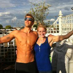 Matt Grevers And Annie Chandler Cutest Everr