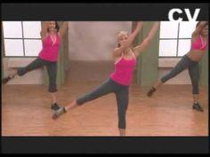 Shape with Elise Gulans (20 minutes interval training)