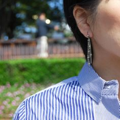 earrings by Malababa