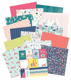American crafts Lovely day Dear Lizzy
