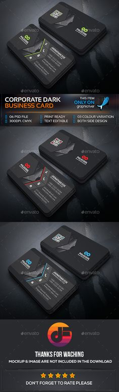 Business Card Template PSD. Download here: http://graphicriver.net/item/business-card/16080623?ref=ksioks
