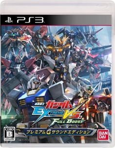 Gundam Extreme Vs Full Boost Premium Sound G Edition Japan Import * You can get additional details at the image link.Note:It is affiliate link to Amazon.