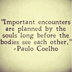 Soul contract with certain important people