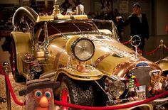 Art Cars, Grand Prix, Antique Cars, Transportation, Automobile, Steampunk, Antiques, Vehicles, Classic