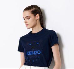 Kenzo Tiger t-shirt - Kenzo Spring Summer 2015 Women - Kenzo E-shop 875afe6ac9