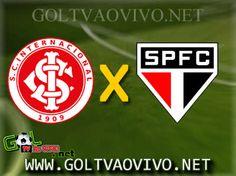 Assistir Internacional x São Paulo ao vivo 16h00 Brasileirão 2013 | GOL TV AO VIVO