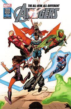 FREE COMIC BOOK DAY: SPOILER MARVEL COMICS PER IL POST SECRET WARS - http://c4comic.it/2015/04/25/free-comic-book-day-spoiler-marvel-comics-per-il-post-secret-war/
